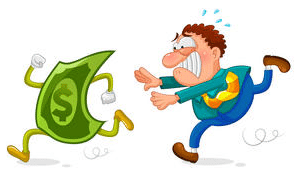 Things you should avoid to prevent losing money