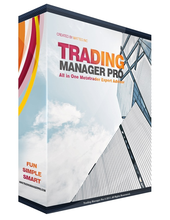 Trading Manager Pro Robot