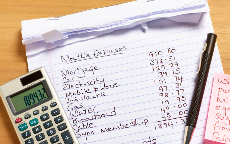 How to Create and Maintain your Household Budget