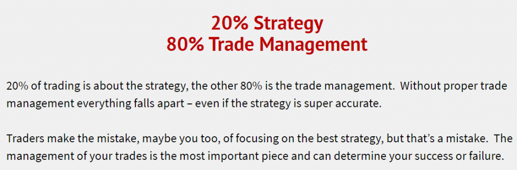 Bounce Trader strategy