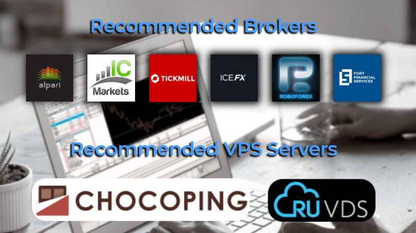 brokers and VPS-providing companies