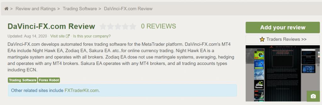 Night Hawk EA People's Testimonials