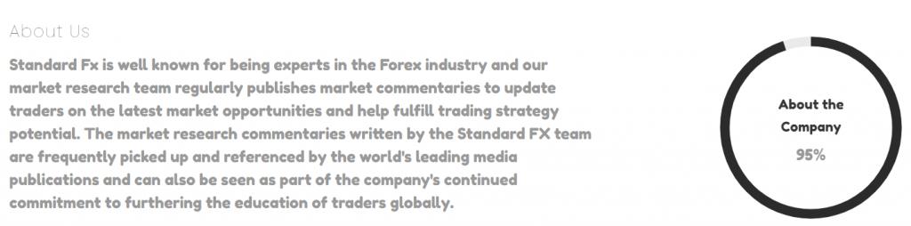 Standard FX presentation