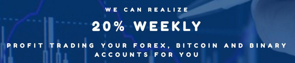 Standard FX discounts