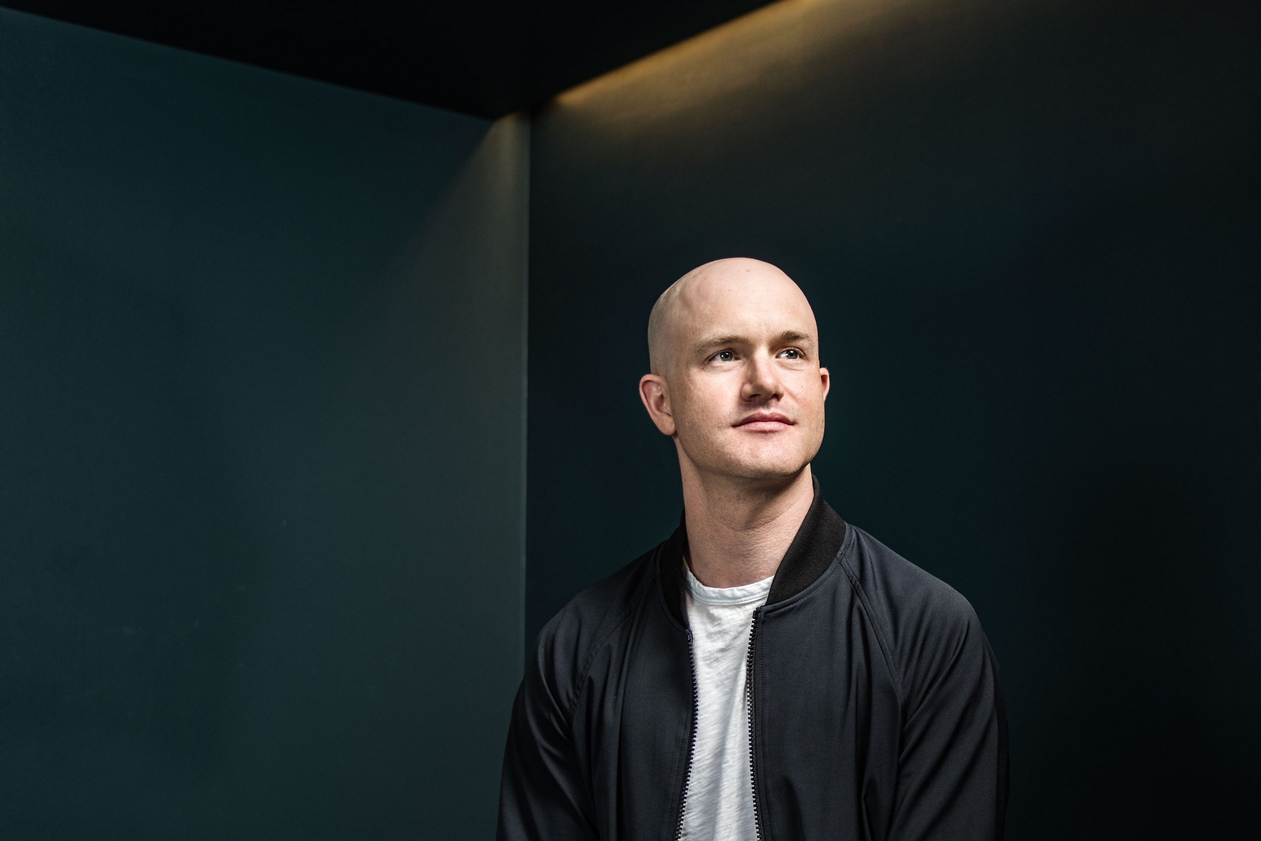 Brian Armstrong (Coinbase co-founder and CEO