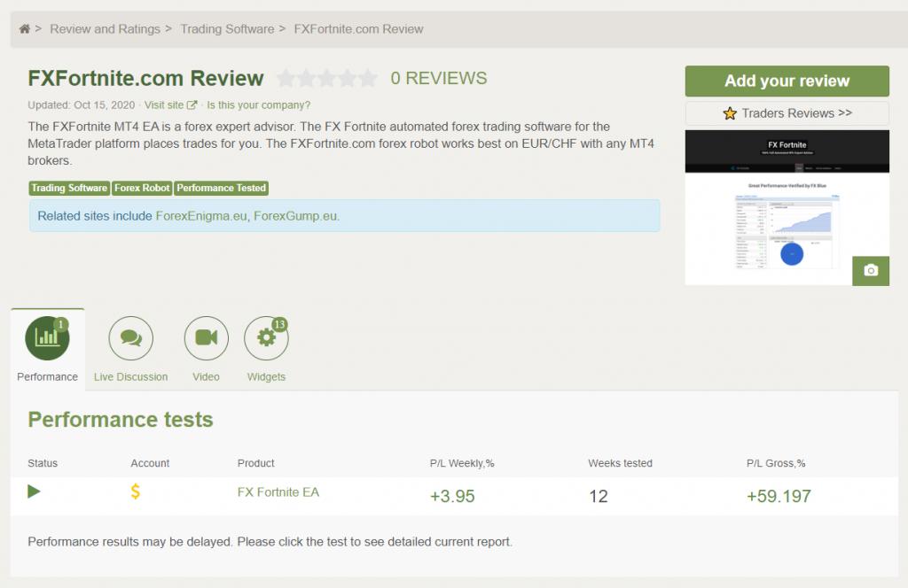 FX Fortnite Customer feedback