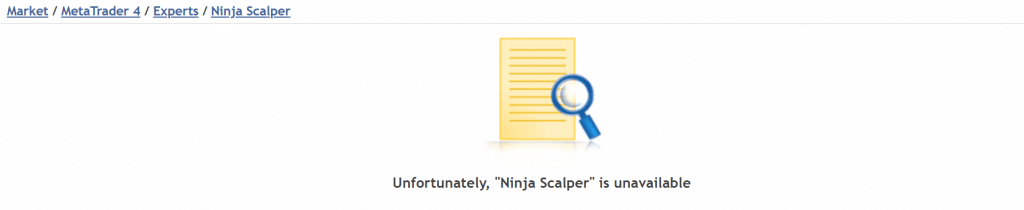 Ninja Scalper