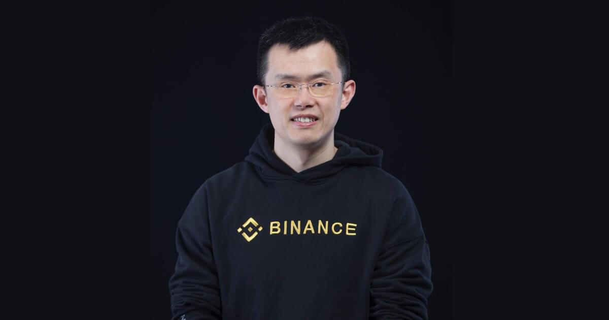 Changpeng Zhao (Binance founder and CEO)