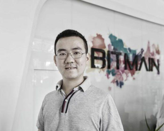 Micree Zhan (Bitmain co-founder and co-CEO)