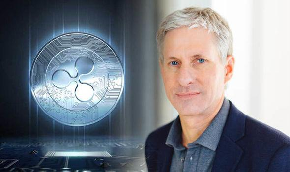 Chris Larsen (co-founder and former Ripple CEO)