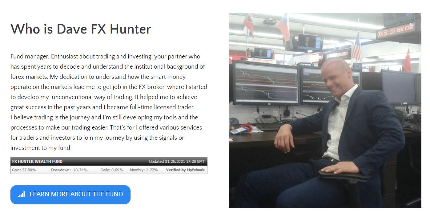 FX Hunter Wealth presentation