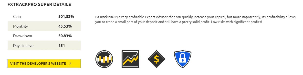 FXTrack Pro details
