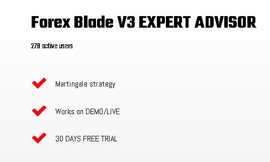 Forex Blade LLC Features