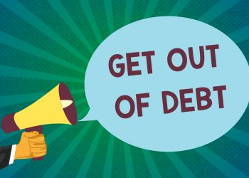 Make Getting Out of Debt Your New Year Resolution! Learn How You Can Do It