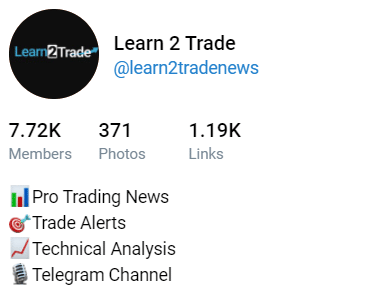 Learn2Trade Telegram channel