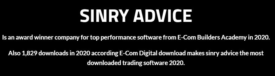 Sinry Advice