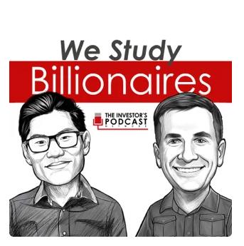 The Investors Podcast⎹  Preston Pysh and Stig Brodersen