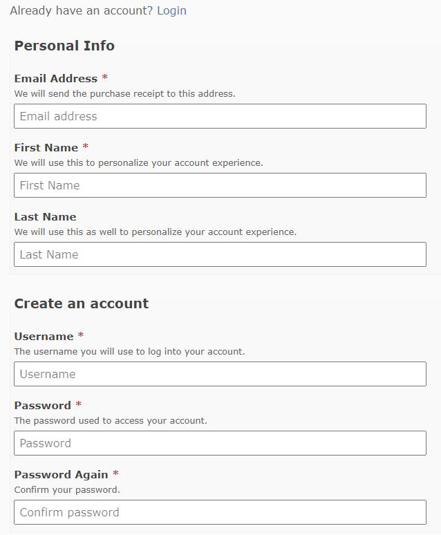 Quivo FX - account registration