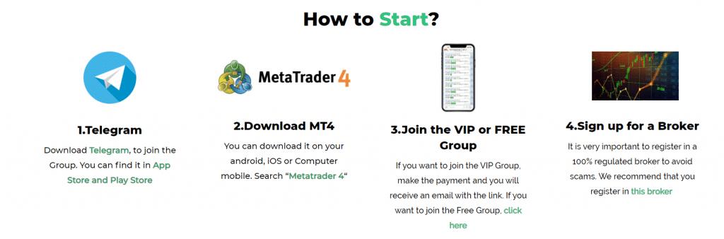 SV3 Trading - how to start