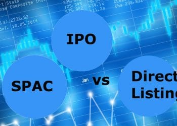 SPAC, IPO, vs. Direct Listing: What's the Difference
