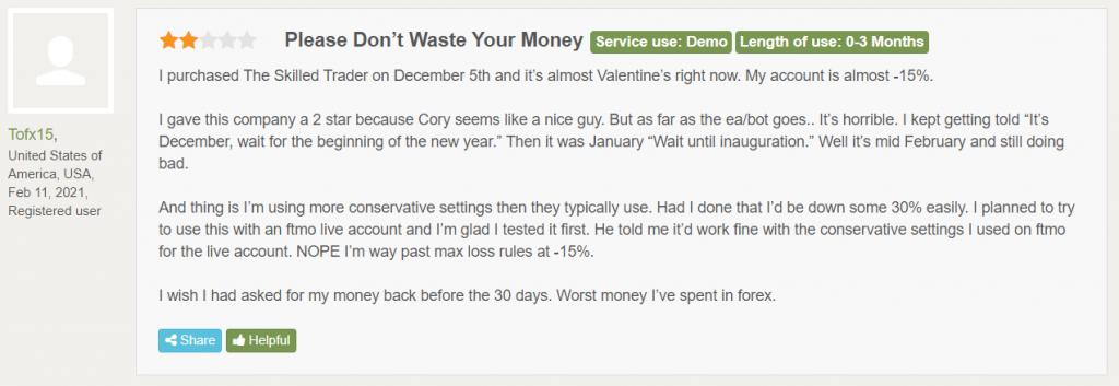 Easy Money X-Ray Robot People feedback