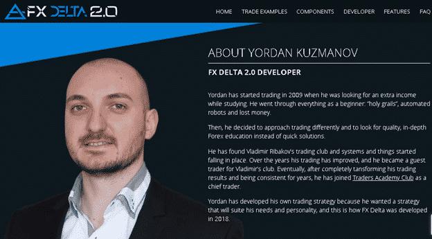 FX Delta. Company Profile