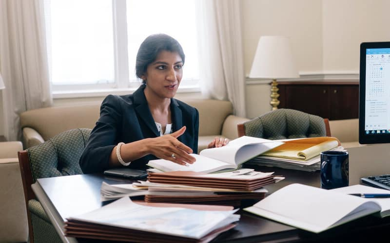 Biden To Nominate Progressive Favorite Khan For FTC Commissioner