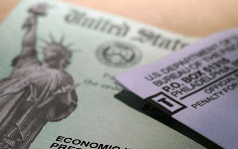 U.S. To Release Second Batch Of $1,400 Stimulus Checks Wednesday