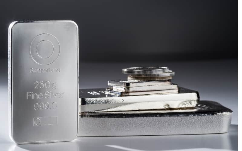 Silver Price Could Fall to $24 as the US Bond Yields Rise