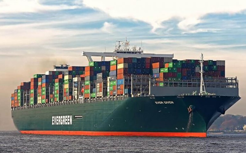 Get To Know The Giant Ship Blocking The Suez Canal
