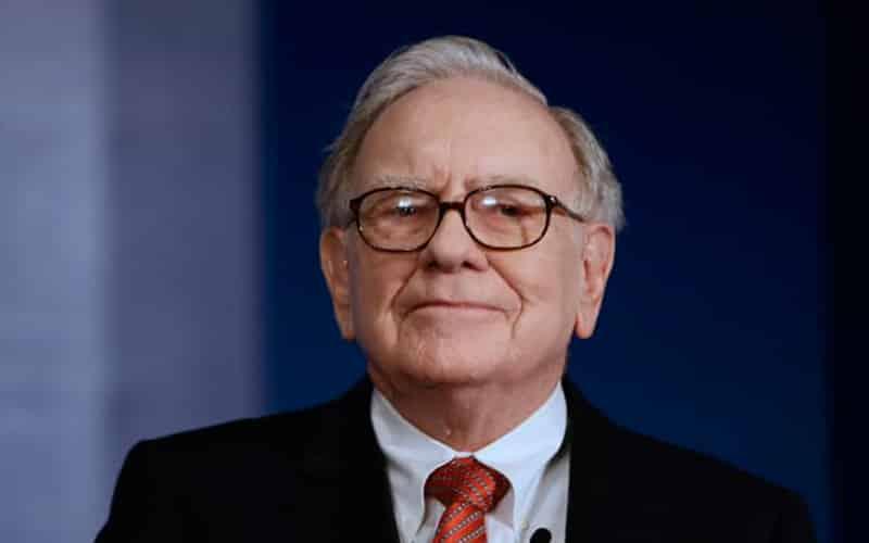 Warren Buffett's Fortune Grows Past $100 Billion As Berkshire Shares Surge