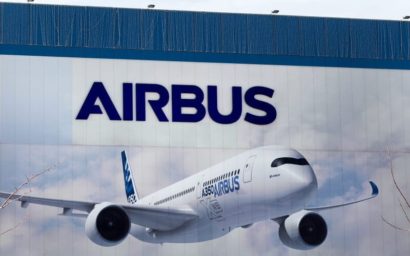 Airbus Shares Soar As Deliveries Ascend In March