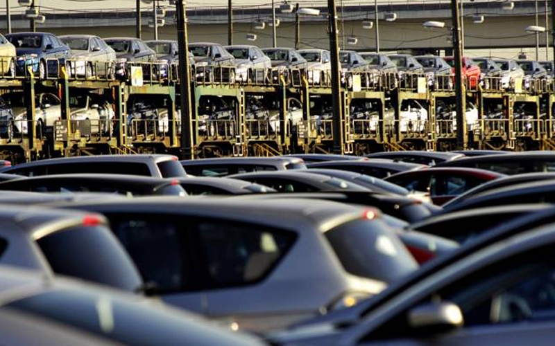 Auto Makers Open 2021 With Strong Sales Growth Despite Supply Issues