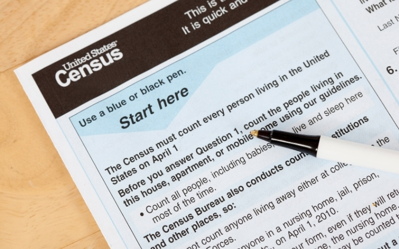 How The Latest Census Will Shift Political Power In The United States