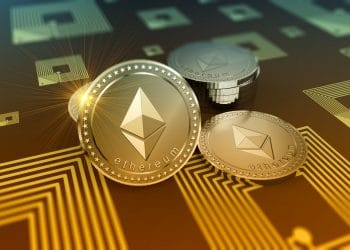 It's Nowhere, but up for Ethereum
