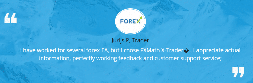 FXMath X-Trader People feedback