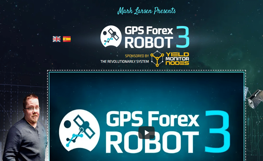 GPS Forex Robot presentation