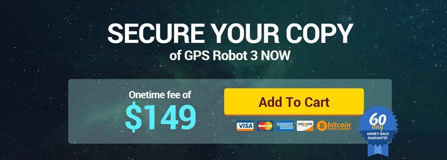 GPS Forex Robot Price