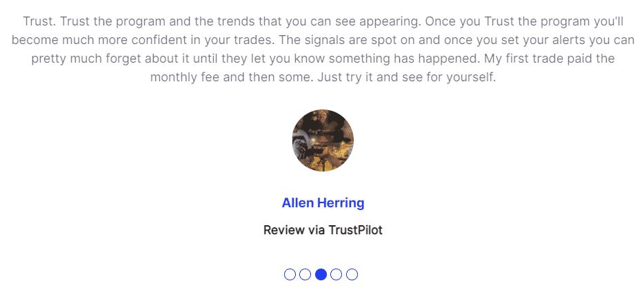 Lux Algo People feedback
