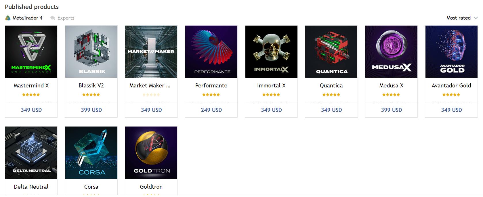 Medusa X Company Profile