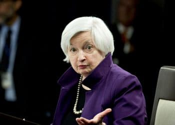 Treasury's Yellen Calls For Global Minimum Corporate Tax Rate