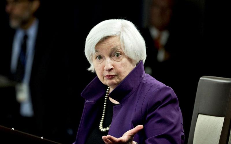 Treasury's Yellen Calls For Global Minimum Corporate Tax Rate