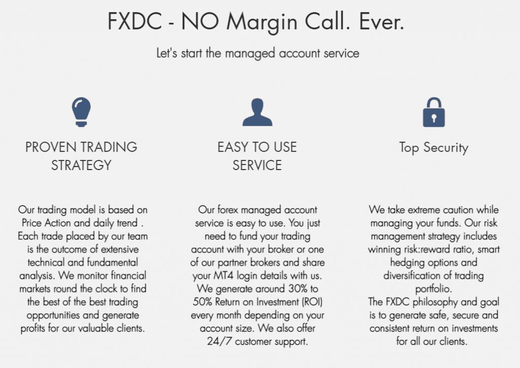 FX Deal Club Main Features