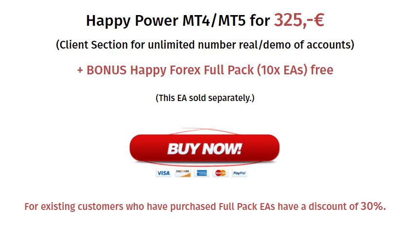 Happy Power price