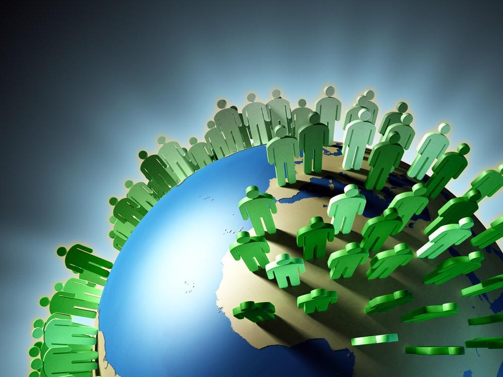 JPMorgan Links Slow Population Growth to Low Interest Rates