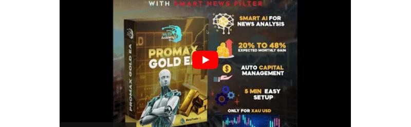 Promax Gold EA - YouTube video