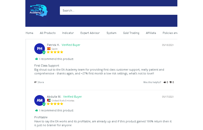 Promax Gold EA Customer Reviews
