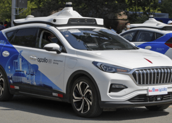 Baidu Targets 1,000 driverless Taxis in China by 2024