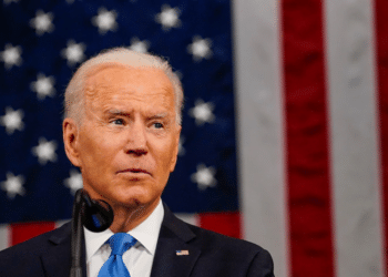 Biden Blacklists 59 Firms Linked to China's Military Defense