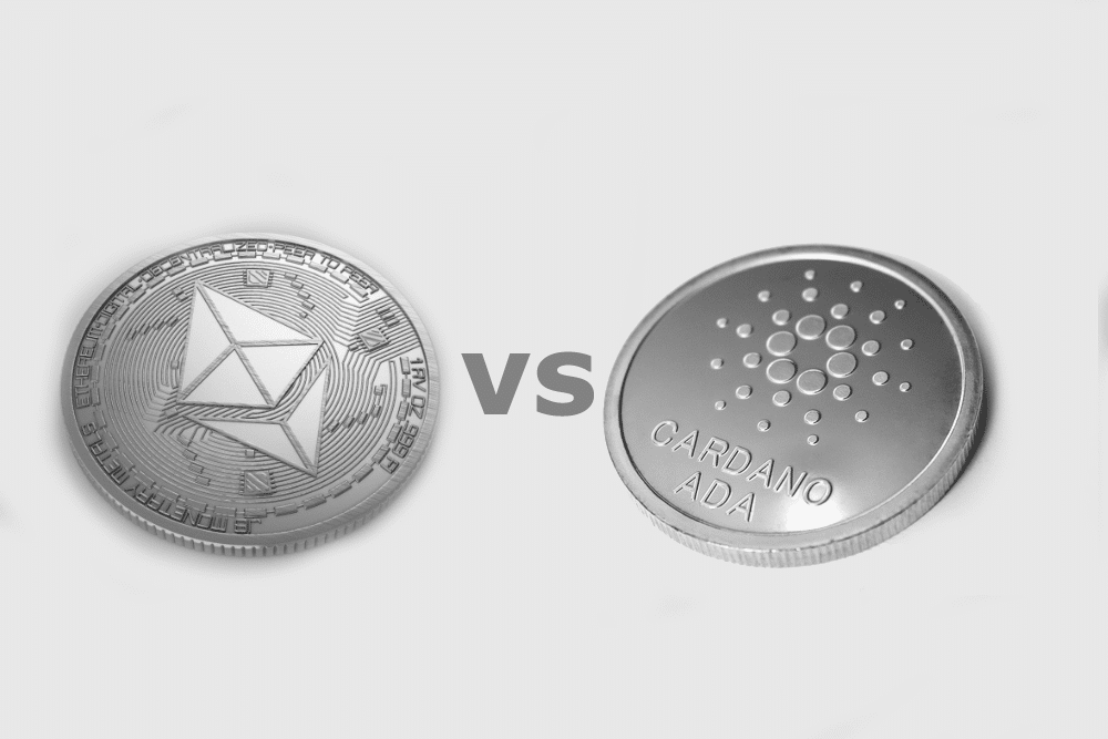 Cardano vs. Ethereum: The Differences